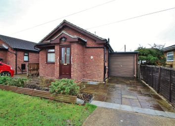 Thumbnail 1 bed detached bungalow for sale in Cassel Avenue, Canvey Island