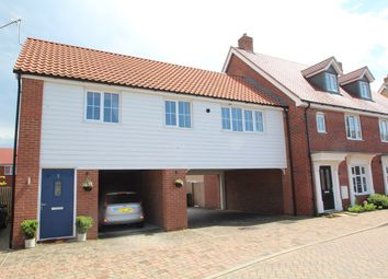 Thumbnail 2 bed maisonette for sale in Jubilee Crescent, Needham Market, Ipswich