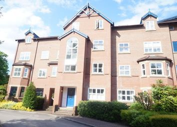 Thumbnail 2 bed flat to rent in Tall Trees, Mersey Road, West Didsbury