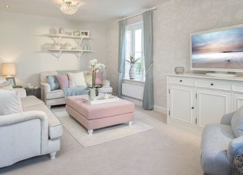 "Thumbnail 3 bed detached house for sale in ""Hadley"" at Barnett Road, Steventon, Abingdon"