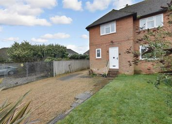 Thumbnail 4 bed semi-detached house for sale in Cranford Road, Petersfield, Hampshire