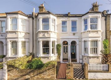 Thumbnail 4 bed terraced house for sale in Cromford Road, London