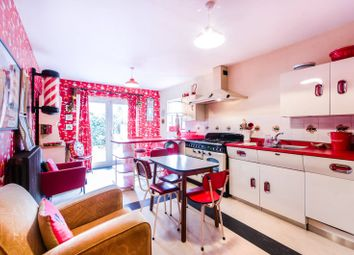 Thumbnail 4 bed property to rent in Wakeman Road, Kensal Green