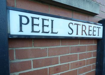 Thumbnail 4 bed terraced house to rent in Peel Street, Derby