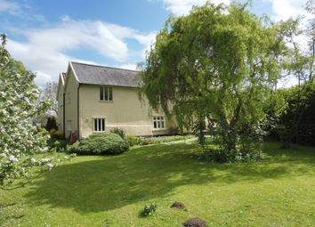Thumbnail 4 bedroom semi-detached house for sale in Redgrave Road, South Lopham, Diss