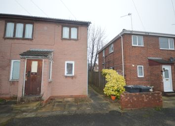 Thumbnail 2 bed flat for sale in New Street, Bentley, Doncaster, South Yorkshire