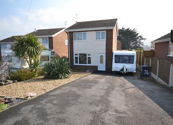 Thumbnail 3 bed detached house for sale in Bron Wern, Llanddulas