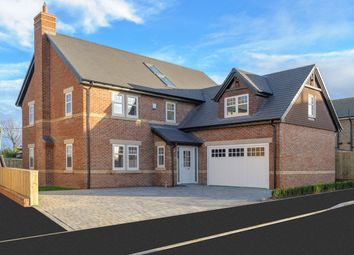 Cheviot Meadows, Acklington, Northumberland NE65. 4 bed detached house for sale