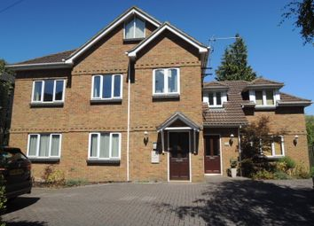 Thumbnail 2 bed flat to rent in Surrey Road, Branksome