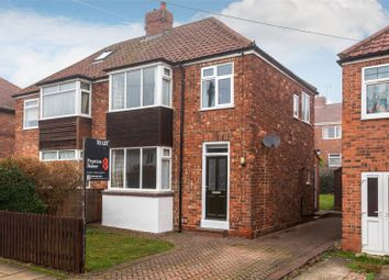 Thumbnail 3 bedroom semi-detached house to rent in Kilburn Road, York, North Yorkshire