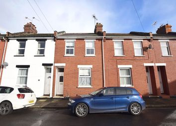 Thumbnail 2 bed terraced house to rent in Percy Road, St. Thomas, Exeter