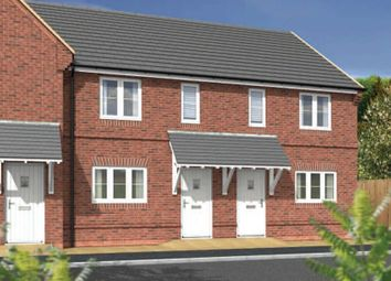 Thumbnail 2 bed mews house for sale in Heath Lane, Lowton, Warrington