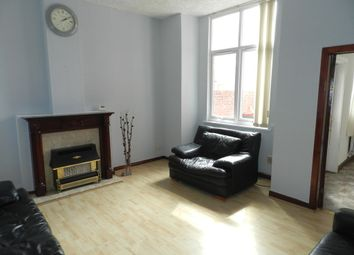 Thumbnail 4 bedroom terraced house to rent in Manchester Road, Preston