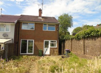 Thumbnail 3 bed end terrace house for sale in Steepfield, Croesyceiliog, Cwmbran