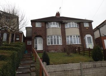 Thumbnail 4 bedroom semi-detached house for sale in Hilderic Crescent, Dudley, West Midlands