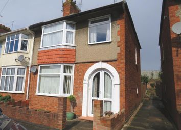 Thumbnail 3 bedroom end terrace house for sale in Cartwright Road, Northampton