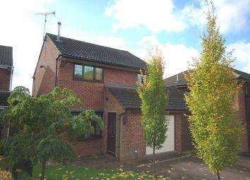 Thumbnail 3 bedroom detached house to rent in Brackendale Road, Swanwick, Alfreton