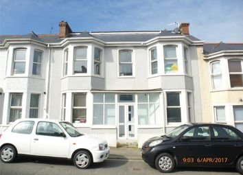 Thumbnail 1 bed flat to rent in Higher Tower Road, Newquay, Cornwall