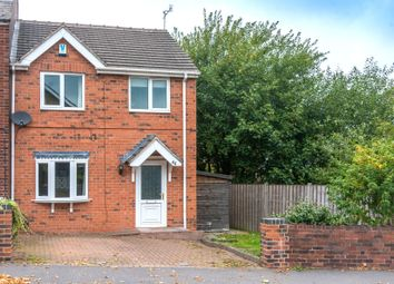 Thumbnail 3 bed end terrace house for sale in Firbeck Road, Sheffield