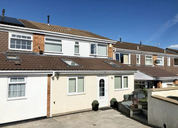 Thumbnail 3 bedroom terraced house for sale in Wigmore Gardens, Weston-Super-Mare
