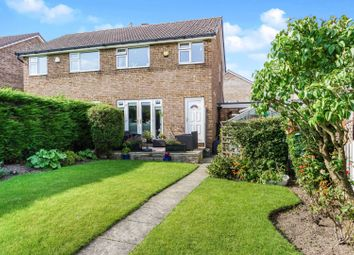 Thumbnail 3 bed semi-detached house for sale in Rutland Road, Wakefield