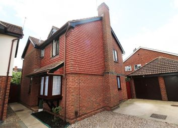 Thumbnail 4 bed detached house for sale in Girton Court, Cheshunt, Waltham Cross, Hertfordshire