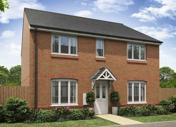 Thumbnail 4 bed detached house for sale in Gale Way, Tiverton