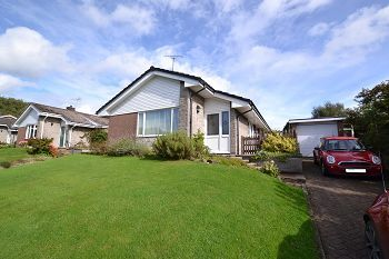 Thumbnail 3 bedroom detached bungalow to rent in Hall Lane, Sutton, Macclesfield