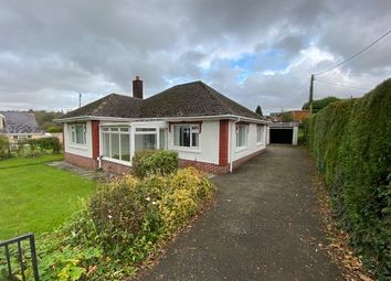 Thumbnail 2 bed bungalow for sale in Pencader, Carmarthenshire