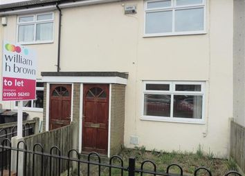Thumbnail 3 bedroom terraced house to rent in Doe Quarry Lane, Dinnington, Sheffield