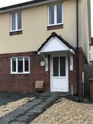 Thumbnail 3 bed semi-detached house to rent in Old Brewery Lane, Tredegar, Caerphilly