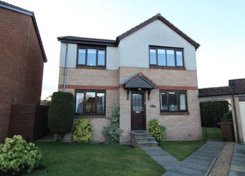 Thumbnail 4 bed detached house for sale in Heatherwood Park, Pumpherston, Livingston