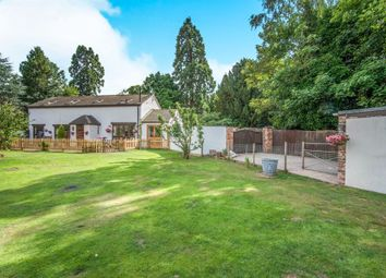 Thumbnail 4 bed barn conversion for sale in Drayton Manor Drive, Fazeley, Tamworth