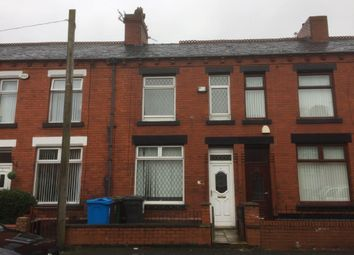 Thumbnail 2 bed terraced house for sale in Lynton Avenue, Oldham