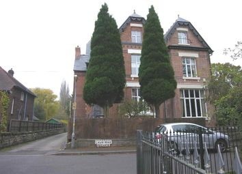 Thumbnail 1 bed flat to rent in Lawn Road, Stafford