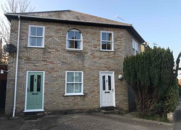 Thumbnail 2 bedroom flat to rent in Cannon Street, Bury St Edmunds, Suffolk