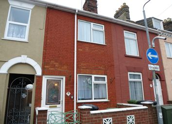 Thumbnail 2 bed terraced house to rent in High Mill Road, Great Yarmouth