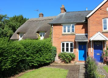 Thumbnail 2 bed terraced house for sale in Alma Cottages, Basingstoke Road, Old Alresford