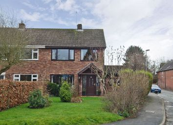 Thumbnail 3 bed semi-detached house for sale in Wade Lane, Hill Ridware, Rugeley