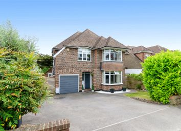 Thumbnail 5 bed detached house for sale in Ring Road, North Lancing, West Sussex