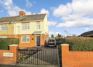 3 bed semi-detached house for sale in Millfield, Bedlington NE22