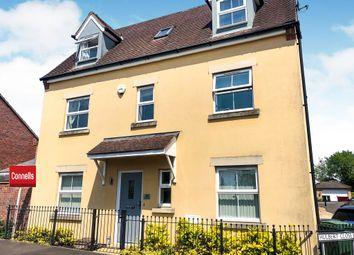 Thumbnail 4 bed detached house for sale in Hulbert Close, Hilperton, Trowbridge