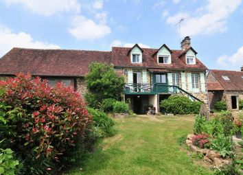 Thumbnail 4 bed property for sale in Lower Normandy, Orne, Nr Domfront