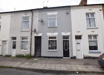 Thumbnail 3 bed terraced house for sale in Lorrimer Road, Leicester