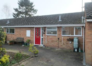 Thumbnail 2 bed terraced bungalow for sale in 5 Queens Court, Ledbury, Herefordshire