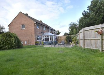 Thumbnail 3 bed semi-detached house for sale in Clyde Road, Brockworth, Gloucester