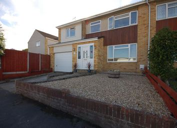 Thumbnail 5 bed semi-detached house for sale in Bellevue Road, Kingswood, Bristol