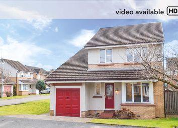 Thumbnail 4 bedroom detached house for sale in Hutton, Kelvindale, Glasgow