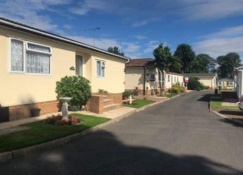 2 bed mobile/park home for sale in Park Villas, Park Villas Drive, Pontefract WF8