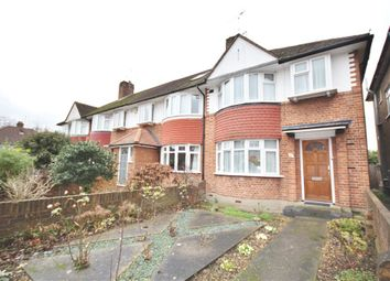 Thumbnail 3 bed end terrace house for sale in Old Manor Drive, Isleworth, Middlesex